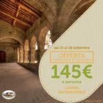 Offerta pernottamento agriturismo biologico Toscana