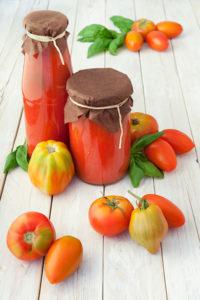Passata di pomodoro biologica