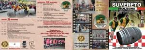 programma palio delle botti suvereto 2012