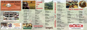 programma palio delle botti suvereto 2012 2