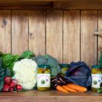 Consegna a domicilio di frutta e verdura biologica